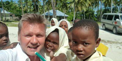 Jakub Porada – Podróże dla każdego / Marzę o Zanzibarze