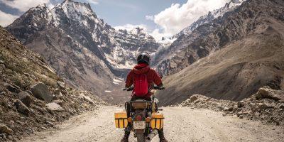 Izabela Handerek- Wyprawa na motocyklach po Himalajach Indyjskich
